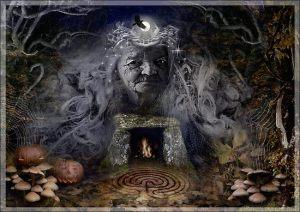 Samhain Crone