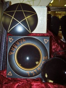 wiccan mirror